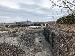 Falaise côté nord (2019/04/07)