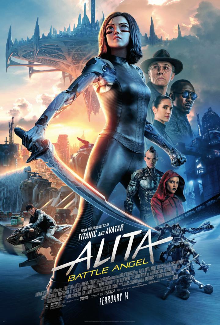 AlitaBattleAngel-dvd