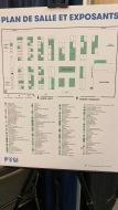 Plan et liste des exposants