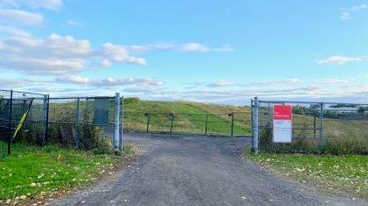 Nouvel accès par le Parc Champdoré
