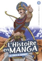 L'Histoire en manga - 1