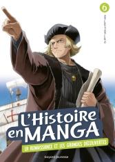 L'Histoire en manga - 6