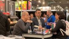 Yves Meynard, Alain Ducharme, Talhi Briones