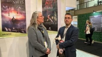 Louise Alain, Alain Ducharme
