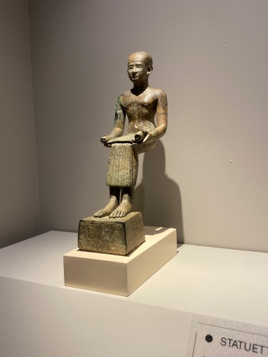 Figure of Imhotep