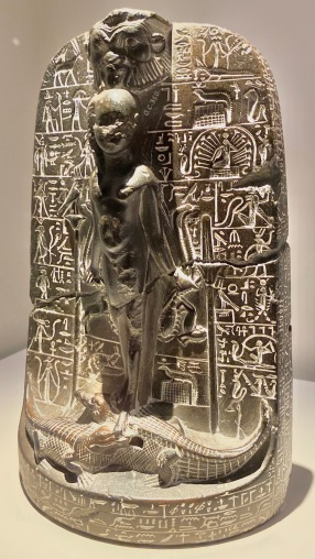 Horus stela