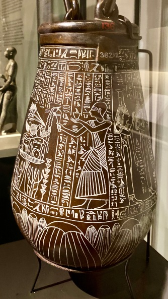 Situla of Hor