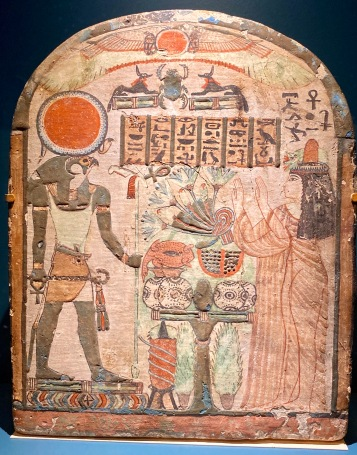 Funerary stela of Deniuenkhonsu