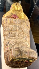 Mummy of a child