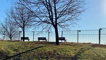 Ajout de bancs dans Iberville Est
