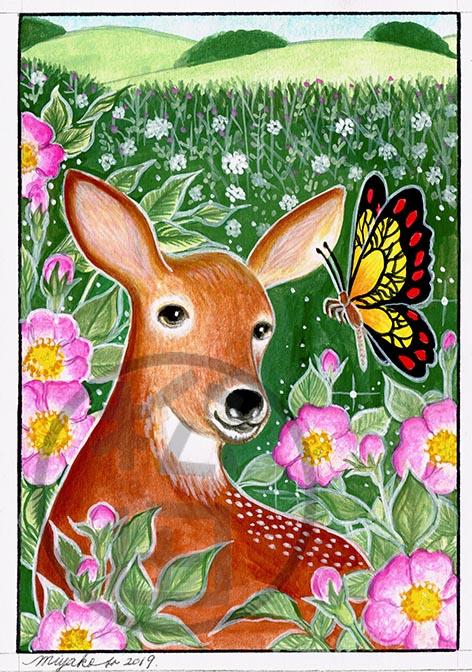 PinkFlowers-Dear-Butterfly-LowResWM