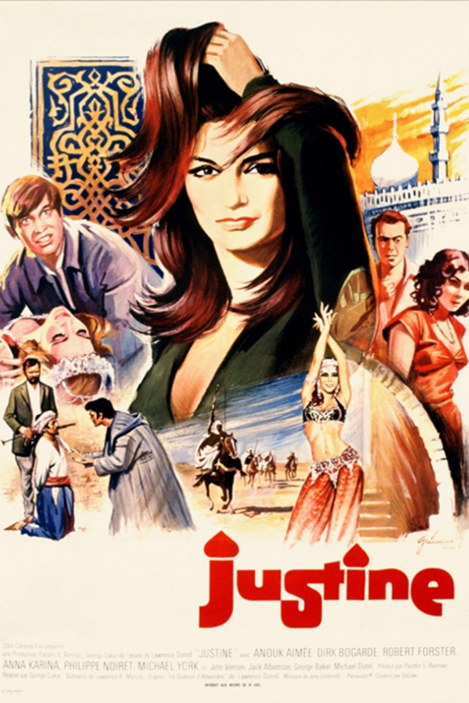 Justine-dvd