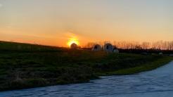coucher de soleil (lundi, 04/26)