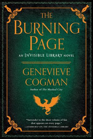 InvisibleLibrary-BurningPage-cov